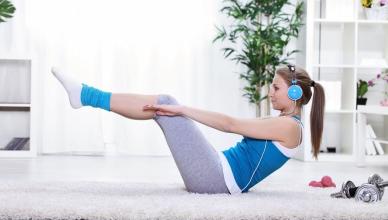 exercicios para celulite abdominal