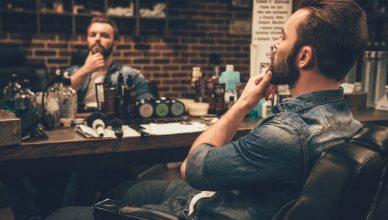 Homens com barba dicas de cuidados