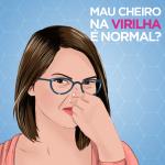 Clara - mau cheiro na virilha 1