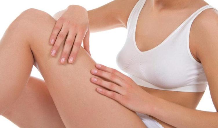 como reduzir celulite na perna
